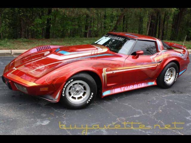 Dark Red WCustom Graphics Corvette Buyavette Inc Atlanta For Sale - Buyavette car show