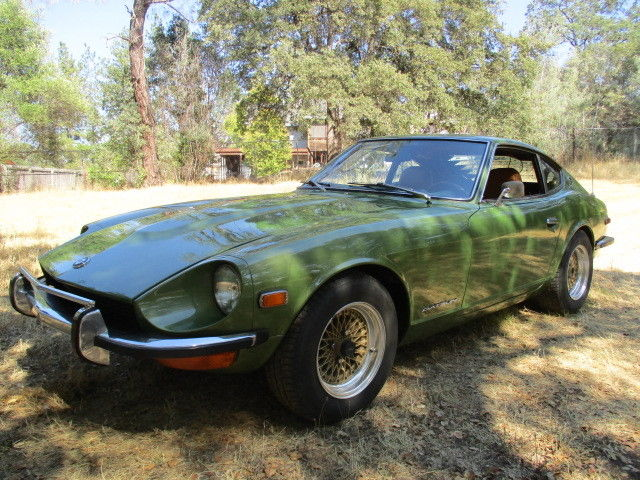 Datsun 240z 1973 Low Miles 2 Owners Since New California Blue Plate Rust Free For Z Series In Auburn