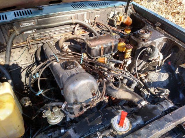 Datsun 510 Station Wagon 1978 model L20B OHC Engine for sale