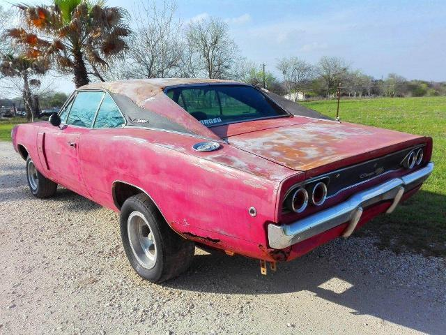 sale dodge charger 1968 for sale in floresville texas united. Cars Review. Best American Auto & Cars Review