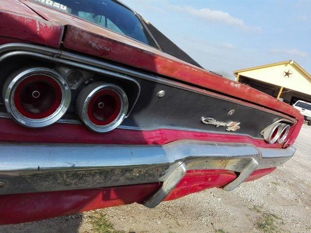 68 Dodge Charger Project Car For Sale.html | Autos Weblog