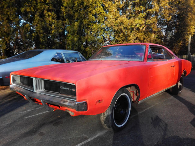 Dodge Charger 69 Big Block 383 Match General Lee Mopar