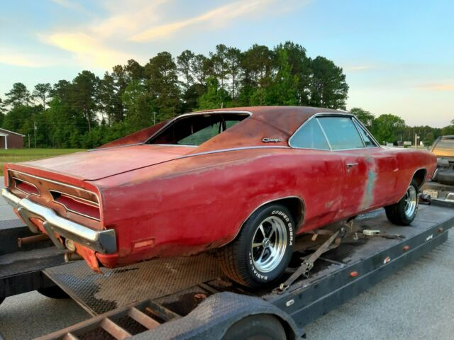 Dodge Charger 69 great condition project car  General Lee or 500hp