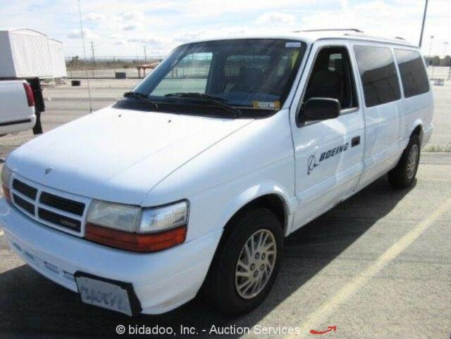 Dodge Grand Caravan Se Sport Utility Van 4 T 3 3l