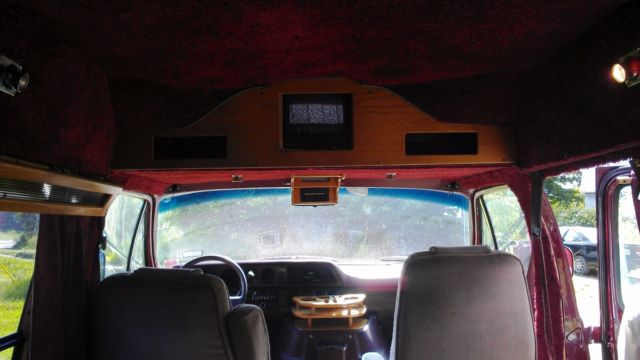 Dodge Ram 250 camper Van RV motorhome tail gait limo No