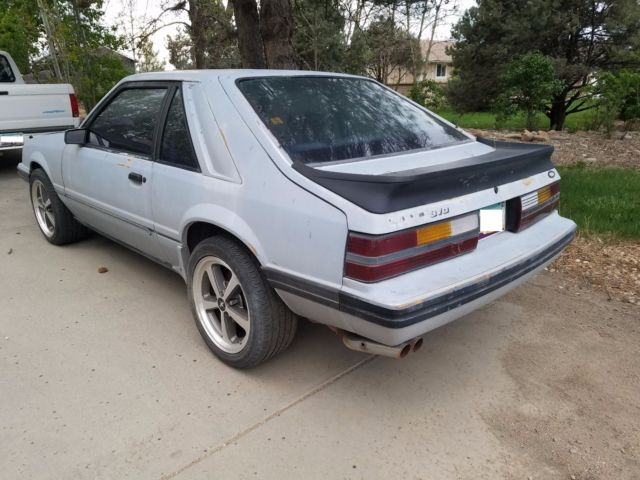 early 1984 mustang svo for sale ford mustang svo 1984. Black Bedroom Furniture Sets. Home Design Ideas