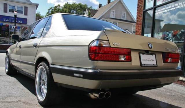 Ebay Motors For Sale Bmw 7 Series 750il 1990 For Sale In Township Of Washington New Jersey United States