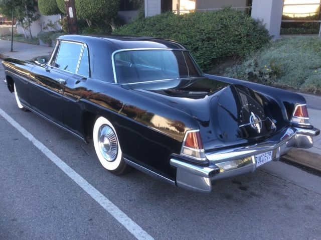 Lincoln continental pickup truck velkommen oprydning dele for Ebay motors cars and trucks