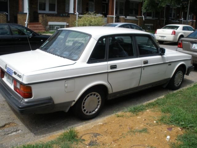 Ebay Motors Cars Trucks Volvo 240 Category For Sale