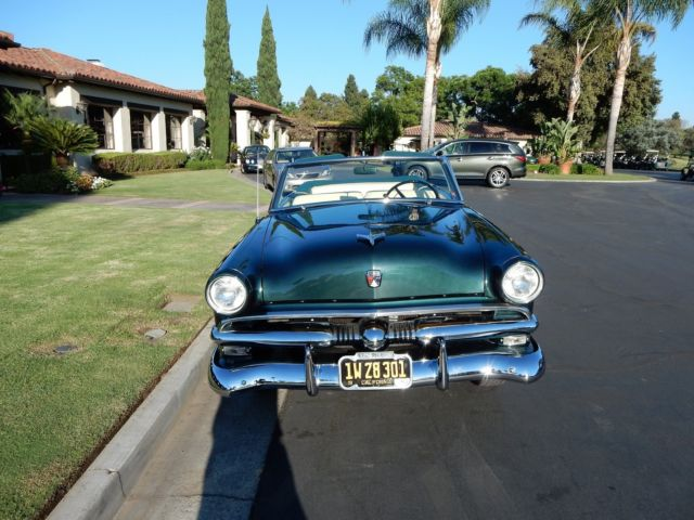 Ebay Motors Collector Cars 1950 S For Sale Ford Other Sunliner 1953 For Sale In Long Beach California United States