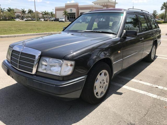 Euro mercedes wagon diesel 5 speed very low miles for sale for Mercedes benz diesel cars for sale