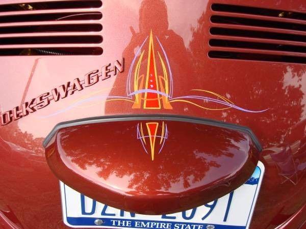 Excellent Condition 1970 Volkswagen Beetle Custom Show Car