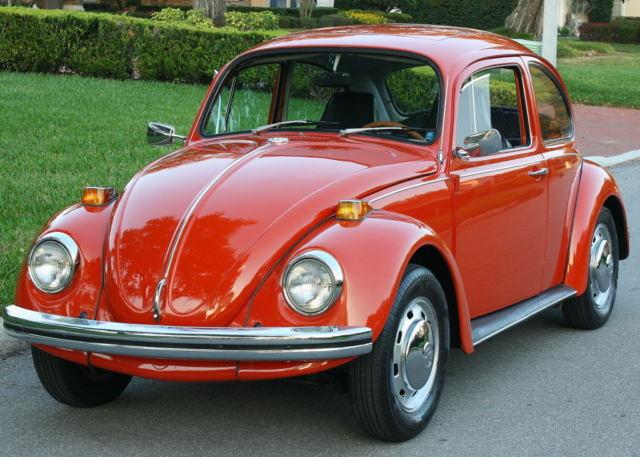 excellent original survivor 1970 volkswagen beetle 83k orig mi for sale volkswagen beetle. Black Bedroom Furniture Sets. Home Design Ideas