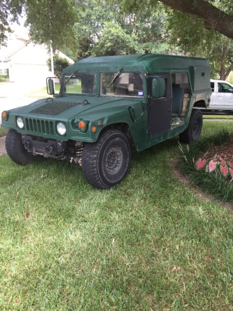 ex military humvee m1038 for sale hummer h1 1987 for sale in katy texas united states. Black Bedroom Furniture Sets. Home Design Ideas