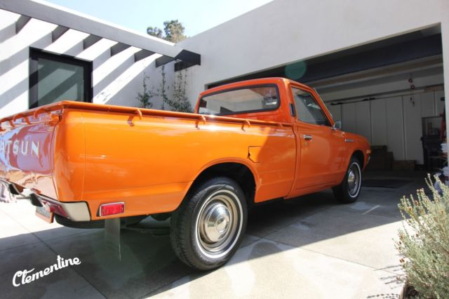Extremely Clean 1974 Datsun 620 Shortbed Truck For Sale