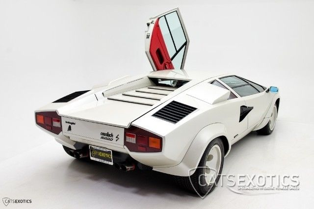 extremely rare euro version extensively documented for sale lamborghini. Black Bedroom Furniture Sets. Home Design Ideas