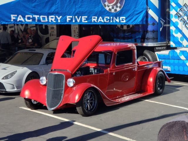 Factory Five 1935 Hot Rod Truck for sale - Replica/Kit ...