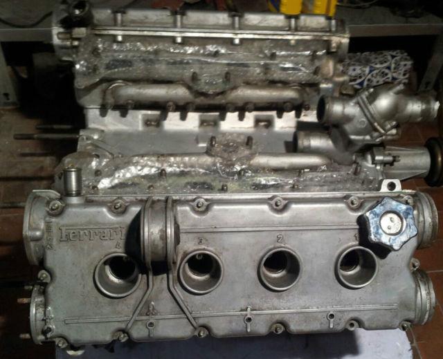 Ferrari 308 QV ENGINE BLOCK (no Cams) Good Condition also for Ferrari Mondial for sale - Ferrari ...
