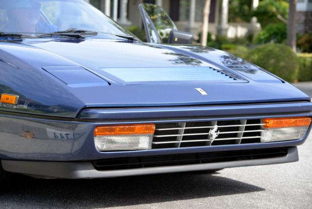 Ferrari 328 Gts 1989 Platinum Concours Winner Only 18k