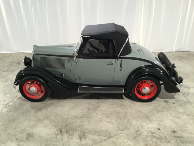 Fiat 508 Balilla Spider For Sale Fiat Other 1934 For