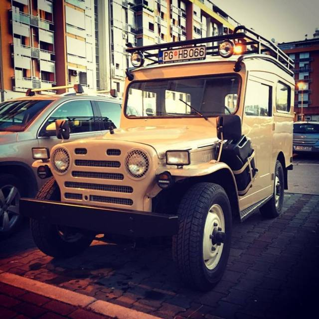 Fiat Campagnola AR 55 Off Road For Sale