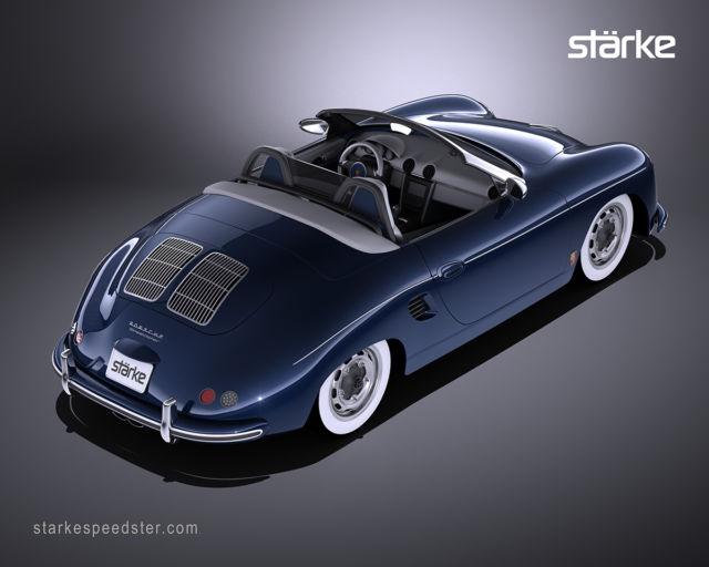 First Ever 357 Porsche Speedster 315 Hp Pdk Porsche