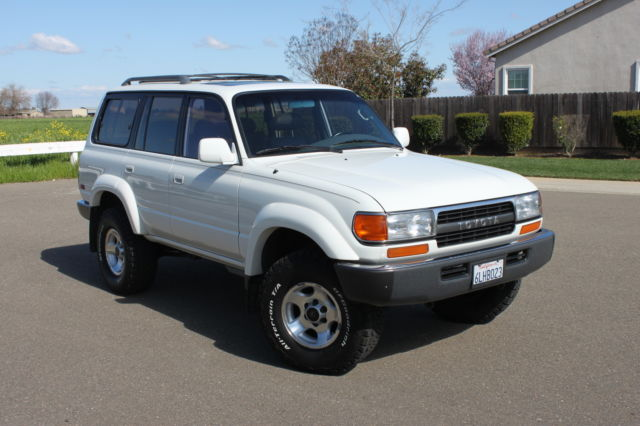 fj80 landcruiser 1993 incredible condition for sale toyota land cruiser 1993 for sale in galt. Black Bedroom Furniture Sets. Home Design Ideas