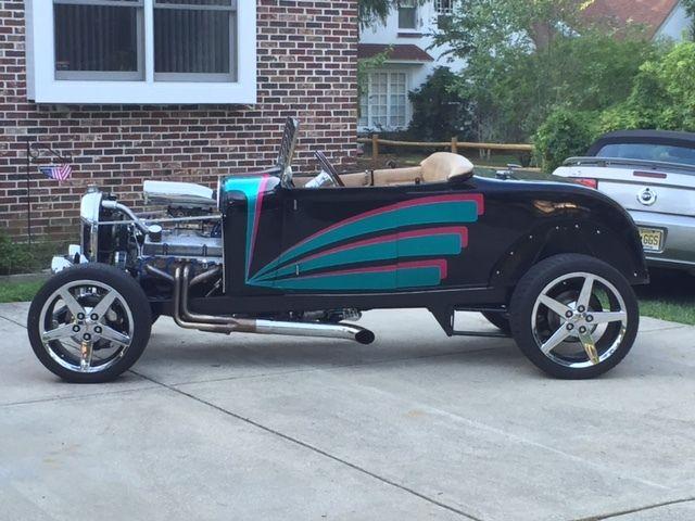 ford 1929 model a street rod highboy hot rod for sale. Black Bedroom Furniture Sets. Home Design Ideas