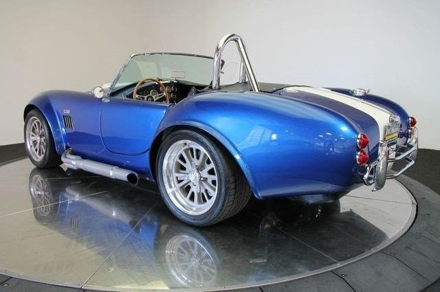 ford 427 cobra replica le mans blue with 22344 miles for sale for sale ford other mk1 by. Black Bedroom Furniture Sets. Home Design Ideas