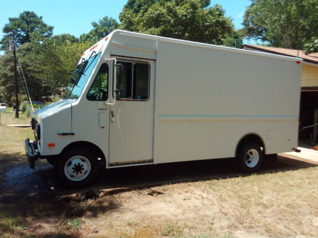 Ford E350 Step Van Bread Box Delivery Truck 1990 Drive It