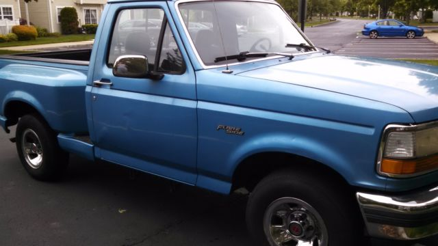 Ford f 150 flairside for sale ford f 150 1992 for sale for Motor vehicle nj freehold