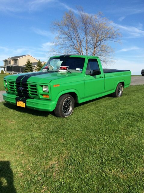 ford f 150 standard cab long box 2wd modified for sale ford other pickups 1983 for sale in. Black Bedroom Furniture Sets. Home Design Ideas