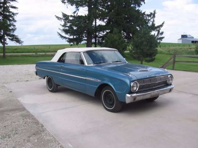 213362 Ford Falcon 1963 Futura Convertible on 1963 ford falcon sprint for sale by owner