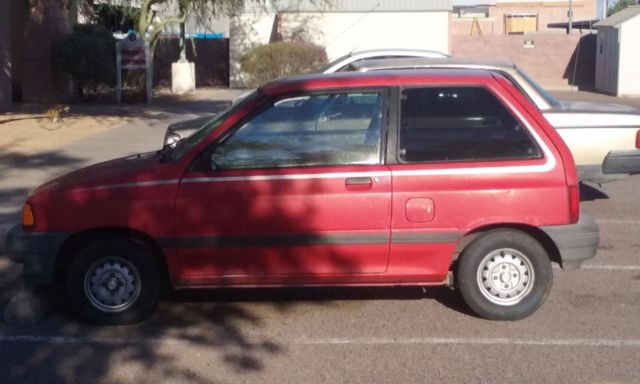 Ford Festiva 1989 for sale - Ford Festiva 1989 for sale in ...
