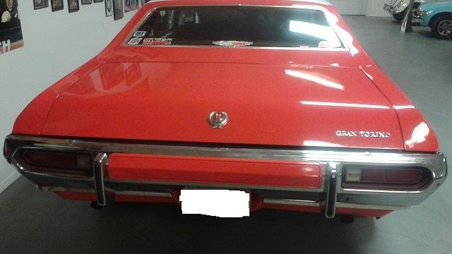 ford gran torino 1973 starsky hutch tribute car 351 c auto great cruiser signed for sale ford. Black Bedroom Furniture Sets. Home Design Ideas