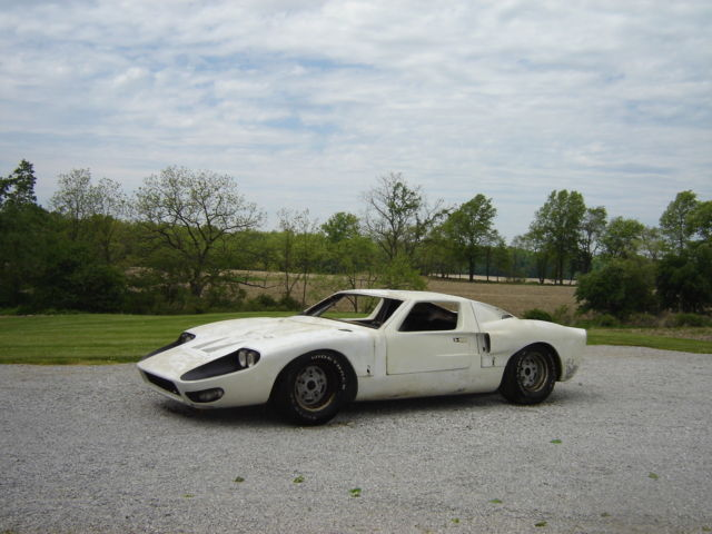 ford GT40 Kellison fiberglass body on a 1962 VW pan with VW