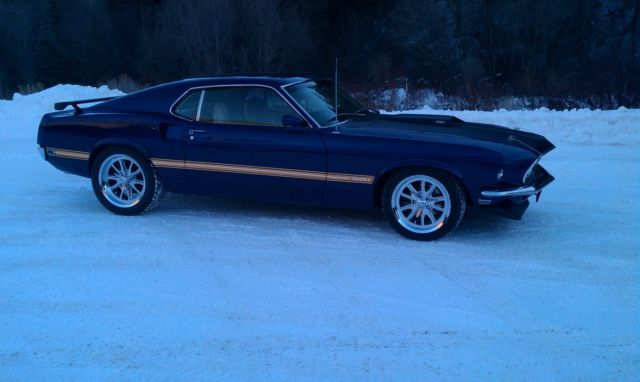 Ford Mustang 1969 Mach 1 Clone For Sale Ford Mustang