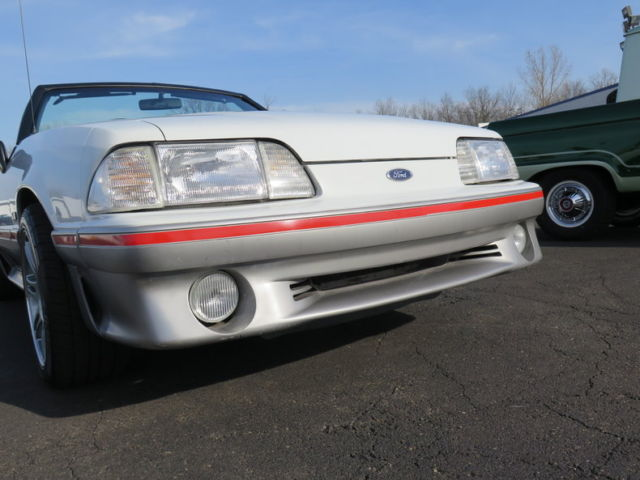fox body convertible stunning for sale ford mustang 1989 for sale in lansdale pennsylvania. Black Bedroom Furniture Sets. Home Design Ideas