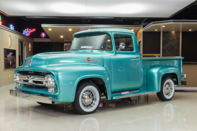 Frame Off Restored F100 Ford 460ci V8 Ford C6 Automatic