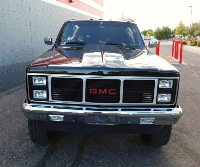 1986 Gmc Sierra For Sale: FUEL INJECTED!! 4x4 V2500 R2500 C2500 K2500 C1500 K1500