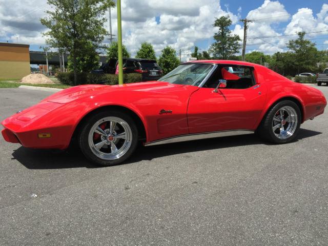 Full Custom Pro Touring Stingray Corvette Restomod For