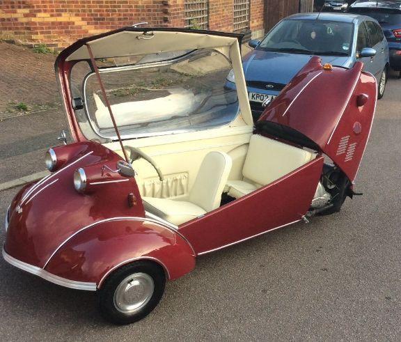 Fully Restored 1960 KR200 Messerschmitt For Sale