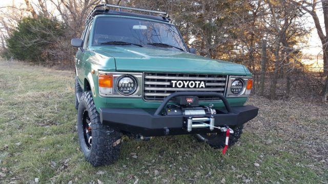 Fully restored 1987 fj60 toyota land cruiser for sale - Toyota Land