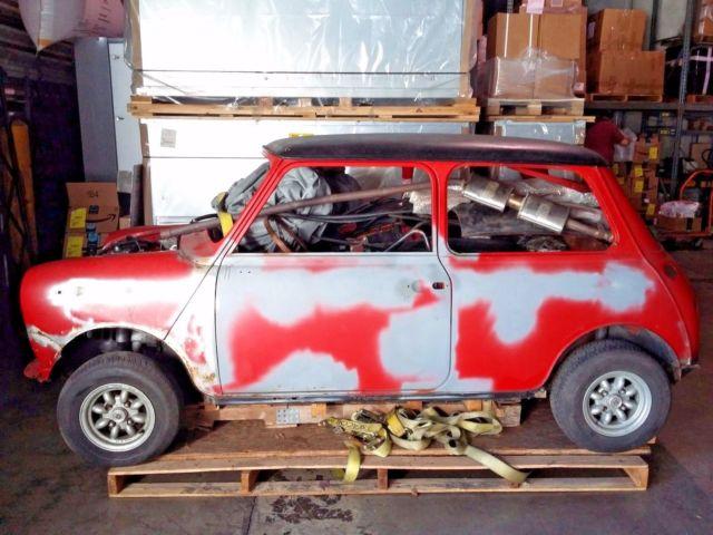 Mini Cooper Usa >> GENUINE 1974 Classic Mini Cooper 1300 / 1275cc ...