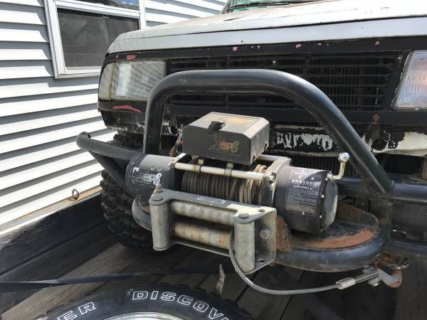 geo tracker off road truck for sale geo other 1991 for sale in grand rapids michigan united. Black Bedroom Furniture Sets. Home Design Ideas