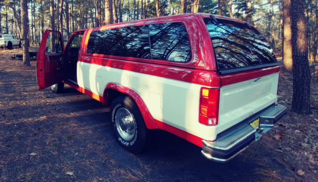 Gorgeous classic 1985 ford f 250 lariat xlt rebuilt motor for Ford used motors for sale