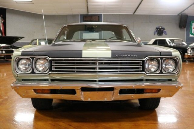 Green Plymouth Road Runner With 86 062 Miles Available Now