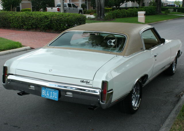Hard To Find Restored Buckets Console 1970 Chevrolet