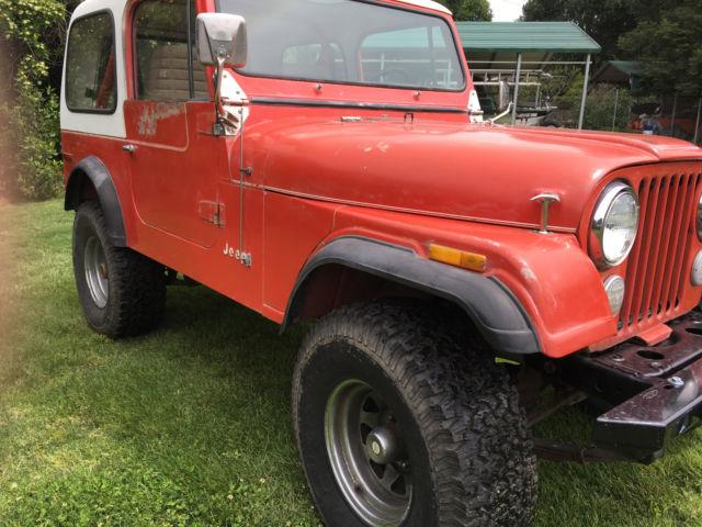 hardtop full doors new tires for sale jeep cj 1979 for. Black Bedroom Furniture Sets. Home Design Ideas
