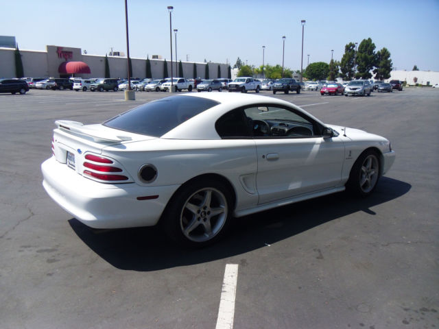high output 94 mustang svt cobra for sale ford mustang 1994 for sale in costa mesa california. Black Bedroom Furniture Sets. Home Design Ideas